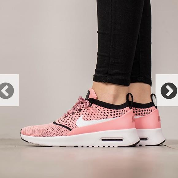 mejores zapatillas de deporte bajo precio gran colección Nike Shoes | Air Max Thea Ultra Pink Sneakers | Poshmark